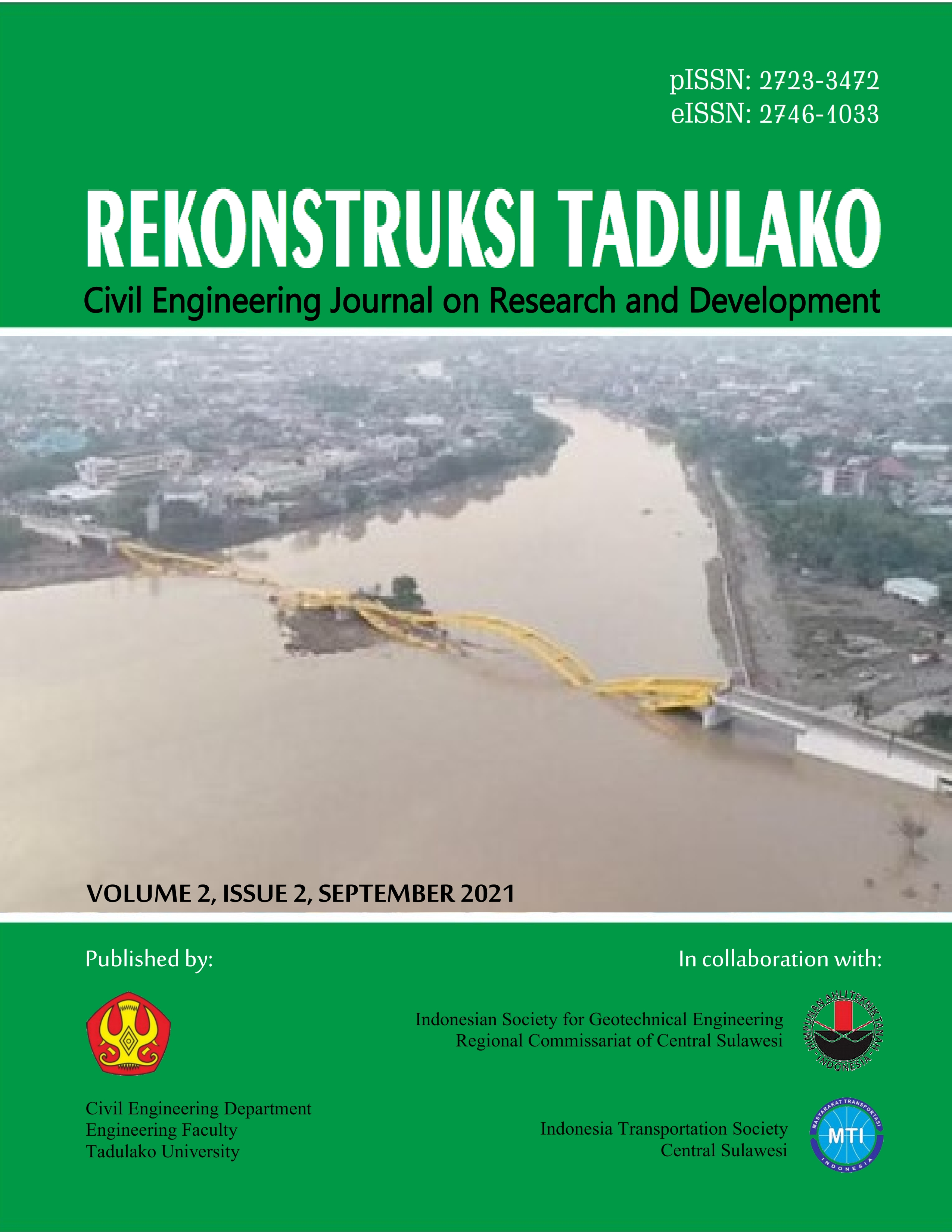 View Vol. 2, Issue 2 (September 2021)